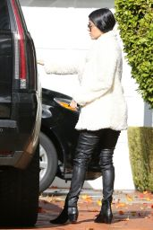 Kourtney Kardashian - Out in Beverly Hills, CA 1/7/2016
