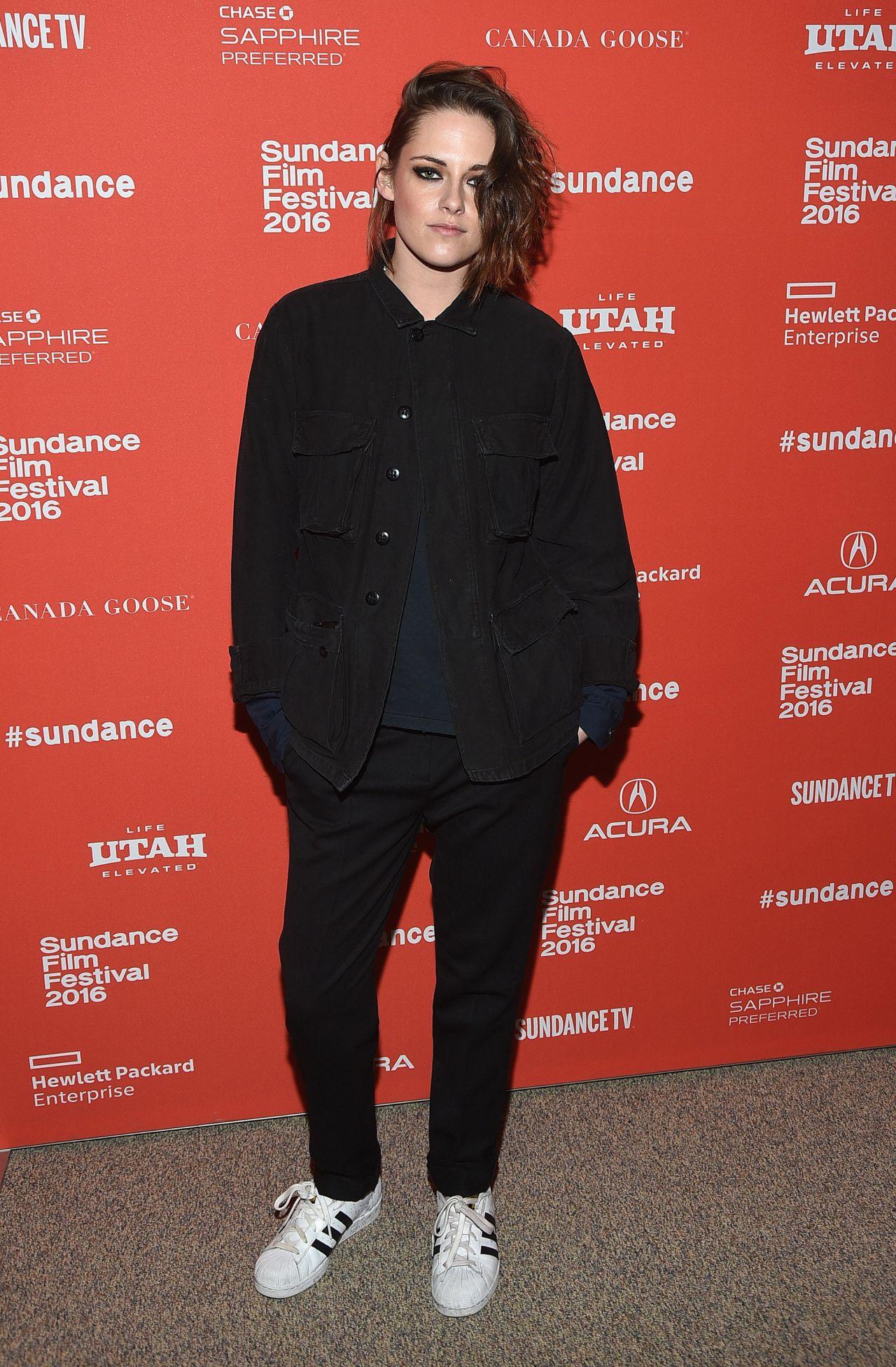 Stewart certain women at premiere sundance film festival 2016