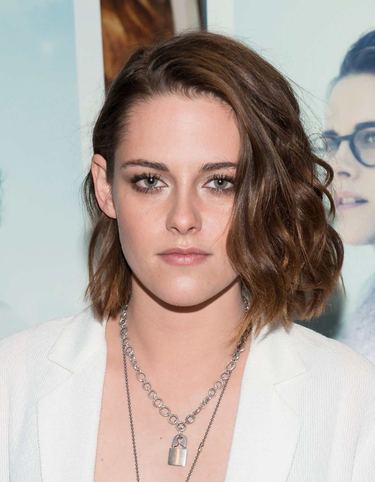 Kristen Stewart Clouds Of Sils Maria Screening In New