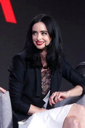 Krysten Ritter at 2016 TCA Winter Tour in Pasadena - Promoting the Netflix Series