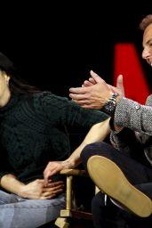 Krysten Ritter - CES 2016 Netflix Panel/Q&A in Las Vegas