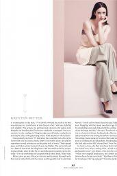 Krysten Ritter - MORE Magazine February 2016 Issue