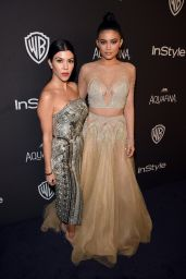 Kylie Jenner – InStyle And Warner Bros. 2016 Golden Globe Awards Post-Party in Beverly Hills
