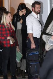 Kylie Jenner - Leaving the Studio in Los Angeles 1/26/2016