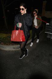 Kylie Jenner Street Style - Out LA 1/29/2016