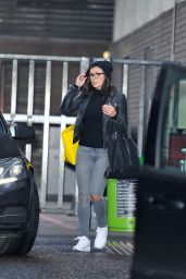 Kym Marsh - at ITV Studios in London, January 2016