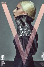 Lady Gaga - V Magazine - N. 99  January 2016