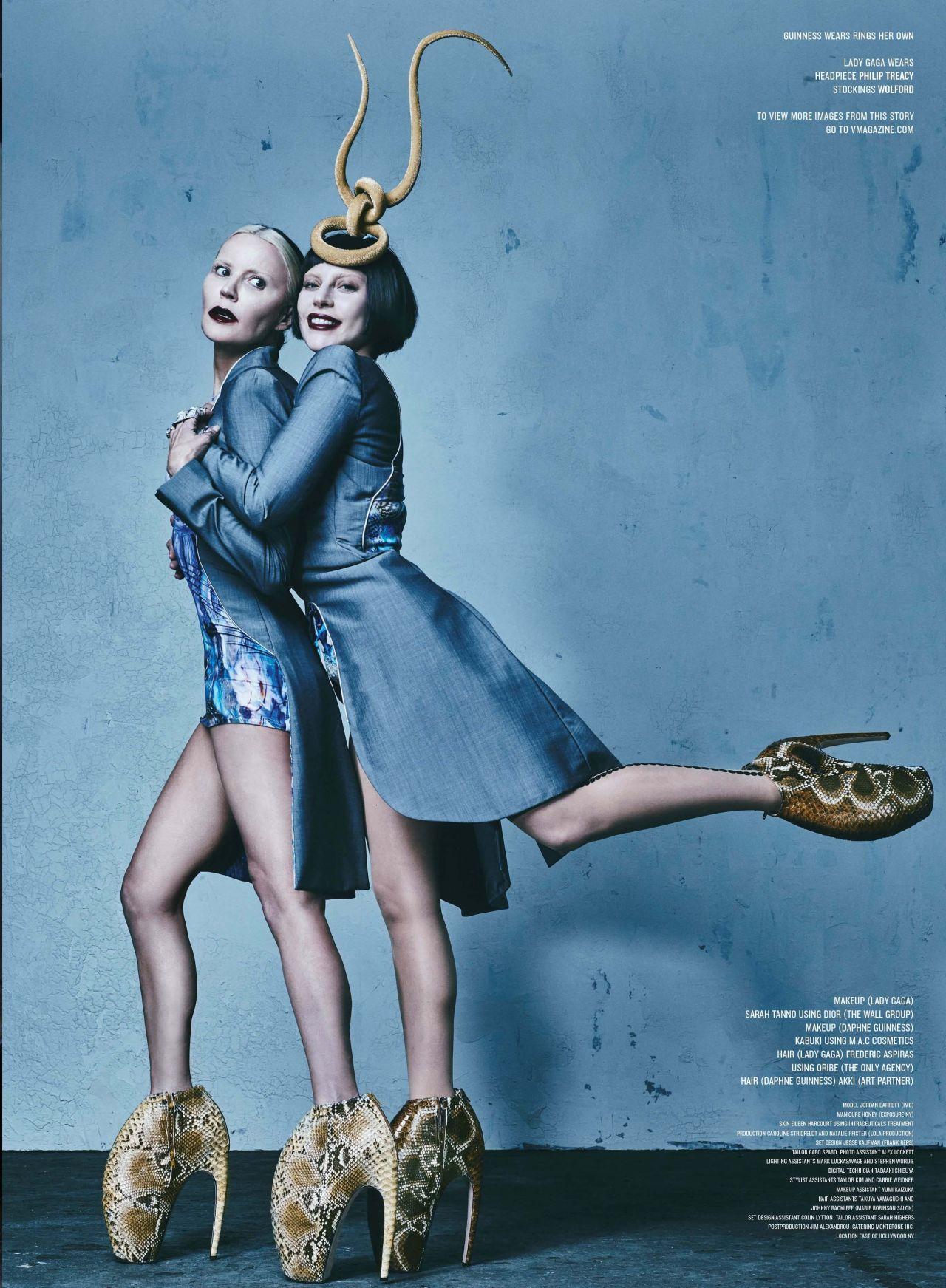 pics Lady gaga v magazine issue 99