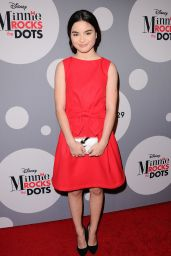 Landry Bender – Minnie Mouse Rocks The Dots Art And Fashion Exhibit in Los Angeles 01/22/2016