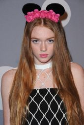 Larsen Thompson – Minnie Mouse Rocks The Dots Art And Fashion Exhibit in Los Angeles 01/22/2016
