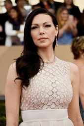 Laura Prepon – SAG Awards 2016 at Shrine Auditorium in Los Angeles