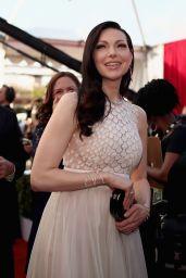Laura Prepon – SAG Awards 2016 at Shrine Auditorium in Los Angeles