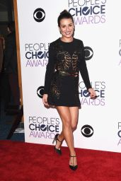 Lea Michele – 2016 People's Choice Awards in Microsoft Theater in Los Angeles