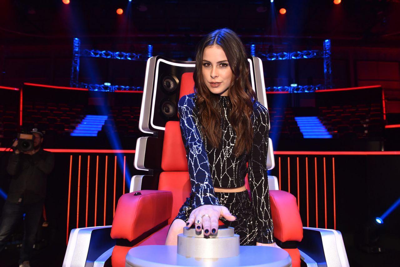 Lena Meyer Landrut The Voice Kids 3 Staffel 2016 Promo Pics Celebmafia