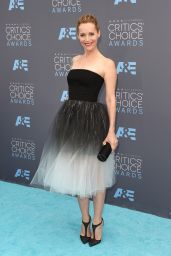 Leslie Mann – 2016 Critics' Choice Awards in Santa Monica