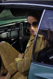 Lily Aldrige - Photo Shoot for Vogue Magazine January 2016