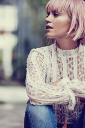 Lily Allen - Photo Shoot for Vero Moda Spring 2016