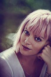 Lily Allen - Photo Shoot for Vero Moda Spring 2016