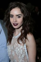 Lily Collins - Creative Artists Agency