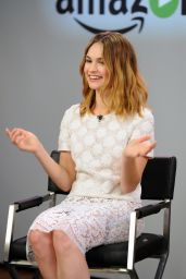 Lily James - IMDb Interview with Jerry O