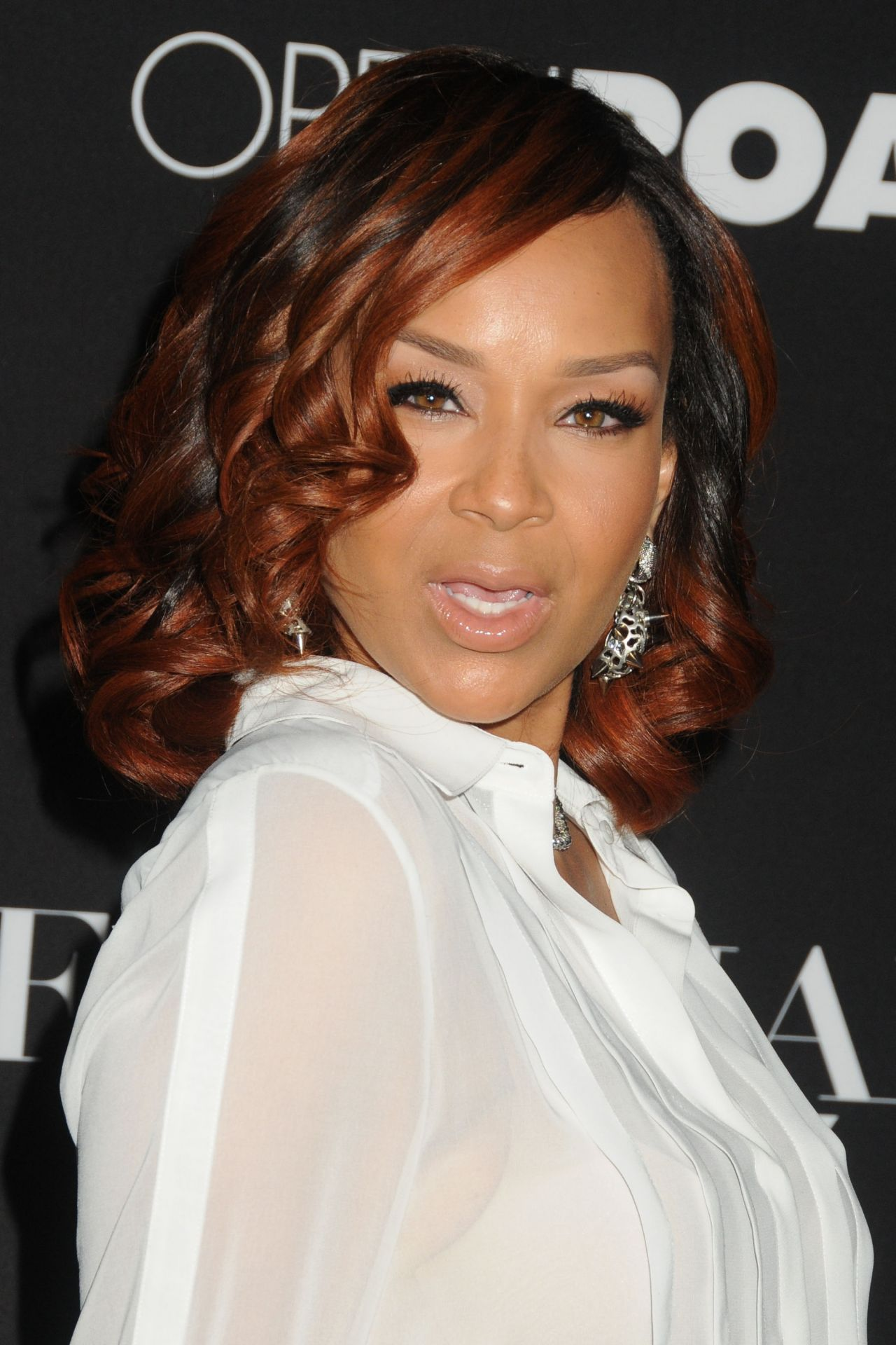LisaRaye McCoy – 'Fifty Shades of Black' Premiere in Los ...