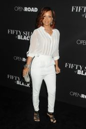 LisaRaye McCoy – 'Fifty Shades of Black' Premiere in Los Angeles