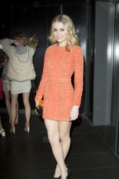 Lottie Moss - Her 18th Birthday at the W Hotel in London 1/9/2016