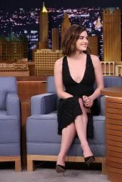 Lucy Hale Appeared on