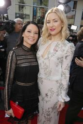 Lucy Liu on Red Carpet -