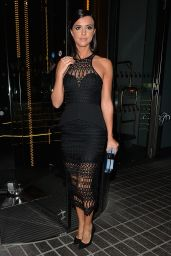 Lucy Mecklenburgh - Attends the