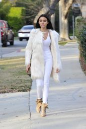 Madison Beer Fashion - Out in Beverly Hills 01/15/2016