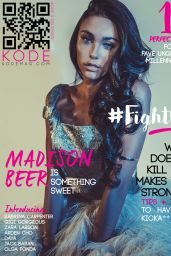Madison Beer - Kode Magazine #9 - December 2015 Cover and Photos