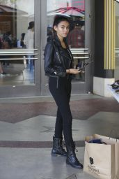 Madison Beer Street Fashion - The Grove in West Hollywood 01/16/2016