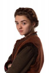 Maisie Williams - Doctor Who Promo Pics, October 2015