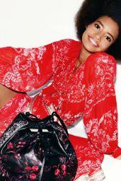 Malaika Firth - Photo Shoot for Vogue Paris February 2016