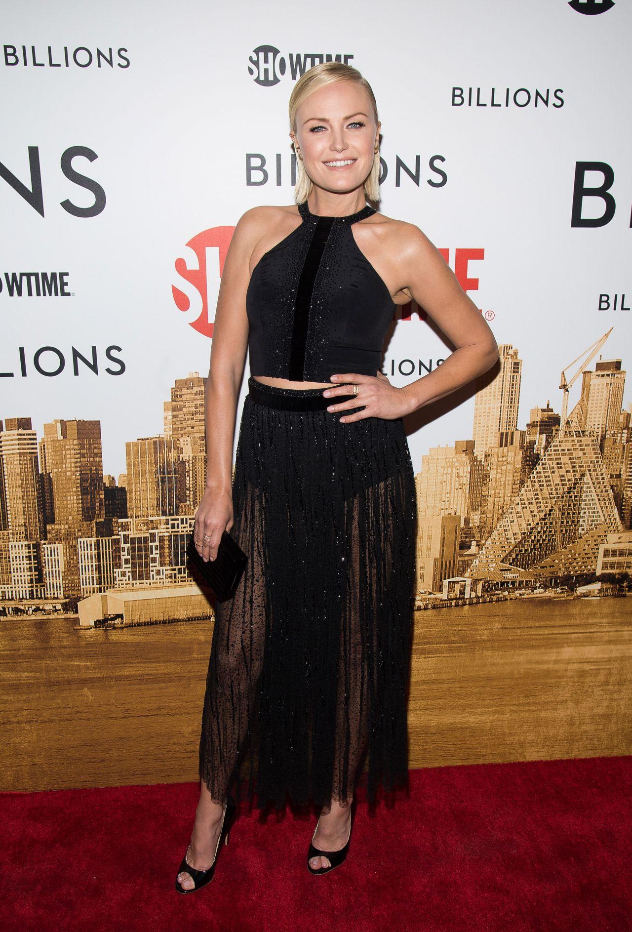 Malin Akerman – 'Billions' TV Series Premiere in New York ... Malin Akerman Billions