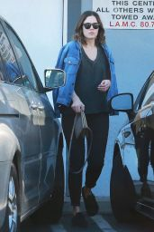 Mandy Moore - Out in Los Angeles, January 2016
