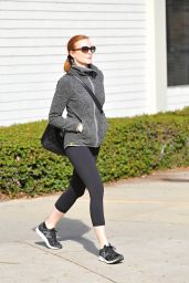 Marcia Cross in Leggings - Out in Los Angeles, CA January 2016