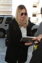 Margot Robbie at LAX Airport in Los Angeles, CA 01/24/2016