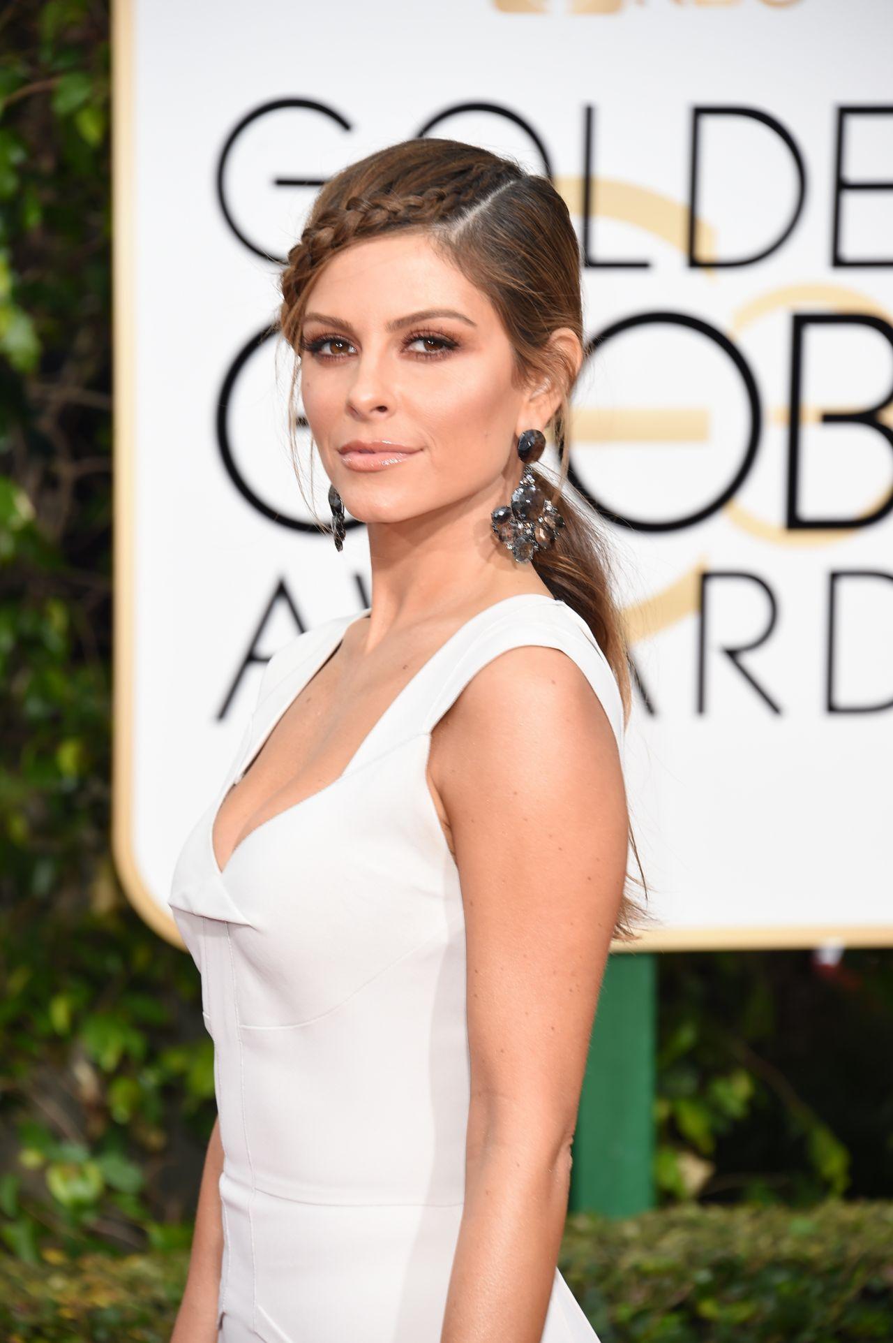 Maria Menounos 2016 Golden Globe Awards In Beverly Hills