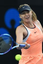 Maria Sharapova - 2016 Australian Open in Melbourne 1/18/2016