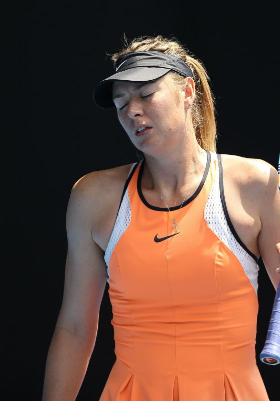 Maria Sharapova – 2016 Australian Open in Melbourne Quarterfinals