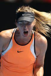 Maria Sharapova – 2016 Australian Open in Melbourne Quarterfinals