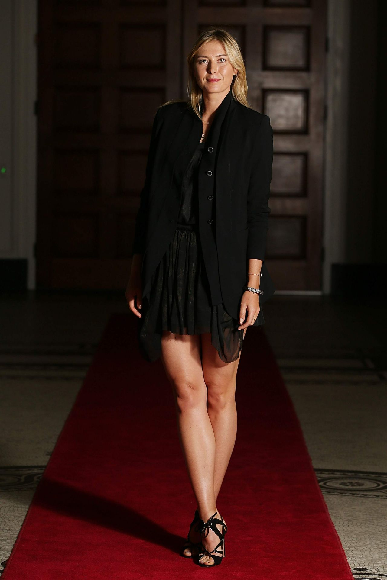 Maria Sharapova - Summer Nights Player Party At Brisbane -3562