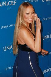 Mariah Carey – 6th Biennial UNICEF Ball in Beverly Hills 1/12/2016