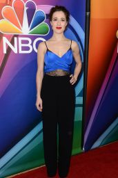 Marina Squerciati - 2016 NBCUniversal Winter TCA Press Tour in Pasadena, CA