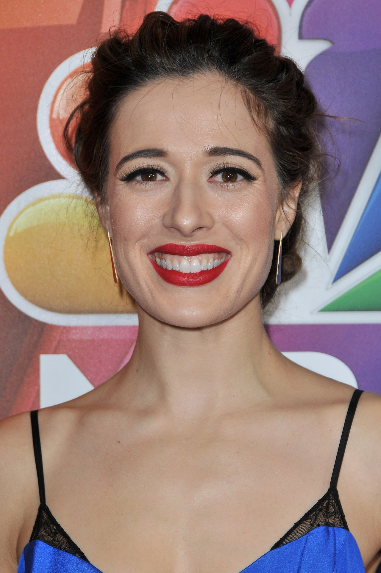 Marina Squerciati - 2016 NBCUniversal Winter TCA Press ...