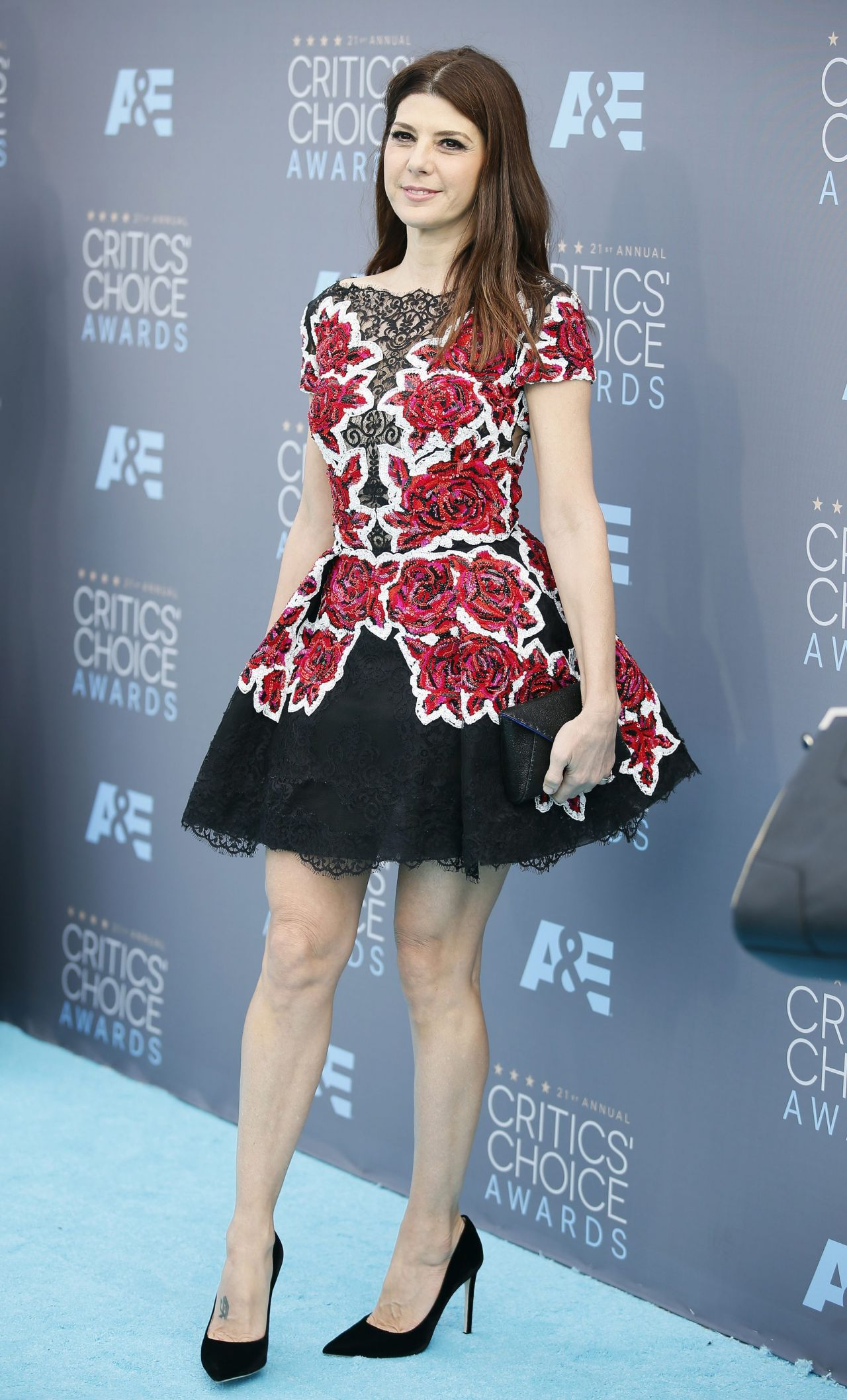 Marisa Tomei 2016 Critics Choice Awards In Santa Monica