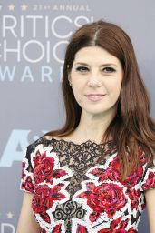 Marisa Tomei – 2016 Critics' Choice Awards in Santa Monica