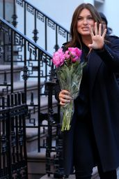 Mariska Hargitay - Out in New York City 1/21/2016